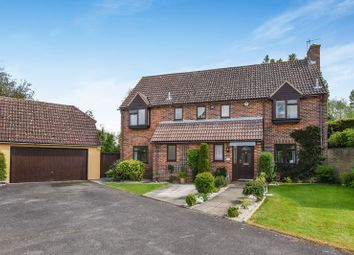 Thumbnail 6 bed detached house for sale in Farriers Mead, Wendlebury, Bicester