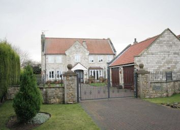 Thumbnail 4 bed detached house for sale in Manor Rise, Wadworth, Doncaster