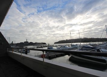Thumbnail 2 bed flat for sale in Ocean Court, Richmond Walk, Plymouth