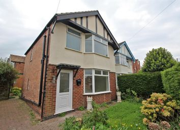 Thumbnail 3 bed detached house for sale in Southcliffe Road, Carlton, Nottingham