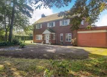 Thumbnail 4 bed detached house for sale in Main Street, Bleasby