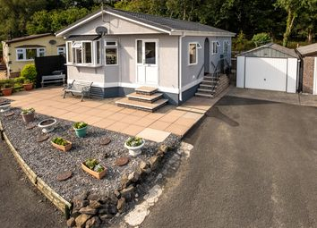 Thumbnail 2 bed mobile/park home for sale in 20 The Glade, Caerwnon Park, Builth Wells