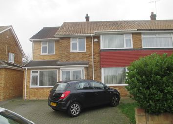 Thumbnail 5 bed semi-detached house to rent in Sapho Park, Gravesend