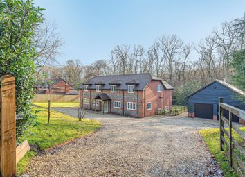 Thumbnail 5 bed detached house to rent in Maidensgrove, Henley-On-Thames