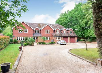 Lower Common, Eversley, Hook RG27. 7 bed detached house