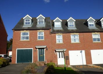 Thumbnail 3 bed property to rent in Woodyard Close, Castle Gresley, Swadlincote
