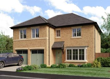 "Thumbnail 5 bed detached house for sale in ""The Jura"" at West Lane Cottages, Longframlington, Morpeth"