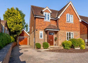 Thumbnail 4 bed detached house for sale in The Street, Ewhurst, Cranleigh