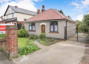 Thumbnail 3 bed detached bungalow for sale in Coalway Road, Penn, Wolverhampton
