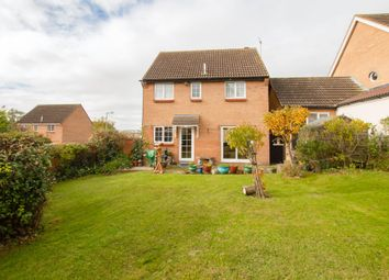 Thumbnail 3 bed detached house for sale in Julian Close, Haverhill
