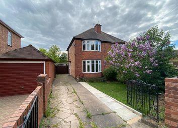 Thumbnail 3 bed semi-detached house for sale in Berrington Road, Nuneaton