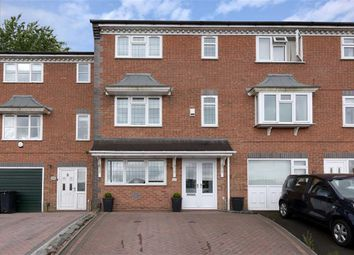 Thumbnail 4 bed terraced house for sale in Strathern Drive, Coseley, Bilston, West Midlands