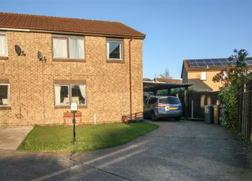 Thumbnail 3 bedroom semi-detached house for sale in Cedar Road, Rendlesham, Woodbridge
