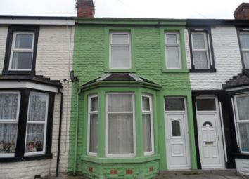 Thumbnail 3 bedroom terraced house for sale in Clinton Avenue, Blackpool
