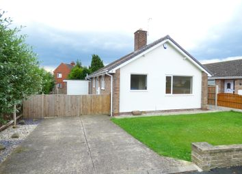 Thumbnail 3 bedroom detached bungalow to rent in Hallgarth Road, Thorpe Audlin, Pontefract