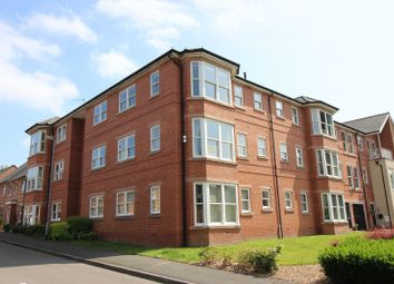 Thumbnail 2 bed flat for sale in Birchtree Drive, St. Edwards Park, Cheddleton, Staffordshire