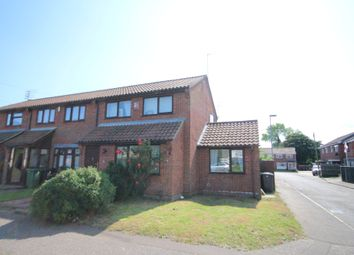 Thumbnail 4 bedroom end terrace house for sale in Tollgate Road, Great Yarmouth