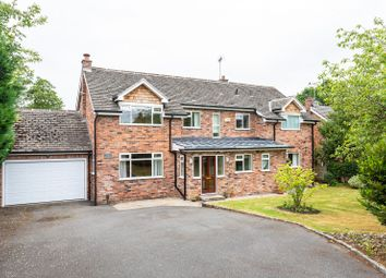 Thumbnail 5 bed detached house for sale in Meadow Drive, Prestbury, Macclesfield