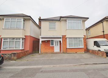 Thumbnail 4 bed detached house to rent in Gorsecliff Road, Bournemouth