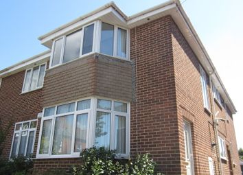 Thumbnail 3 bed flat to rent in Marlborough Road, St. Leonards, Exeter
