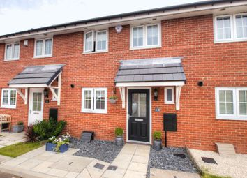 Thumbnail 3 bedroom terraced house for sale in Old School Drive, Newcastle Upon Tyne