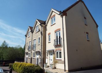 Thumbnail 4 bed end terrace house for sale in River Walk, Frome