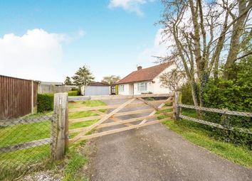 Thumbnail 4 bed bungalow for sale in Wymondham, Norfolk, Norwich