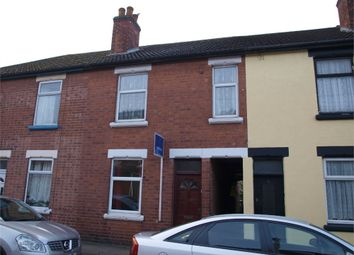 Thumbnail 3 bed terraced house for sale in Oxford Street, Burton-On-Trent, Staffordshire