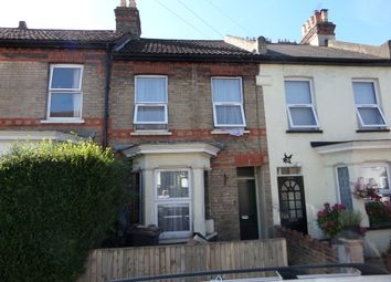 Thumbnail 3 bed terraced house to rent in Newark Road, South Croydon, Surrey