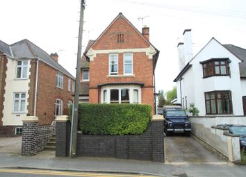 Thumbnail 3 bed detached house to rent in Shilton Road, Barwell, Leicester