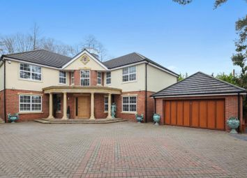 Thumbnail 5 bed property to rent in Leatherhead Road, Oxshott, Surrey