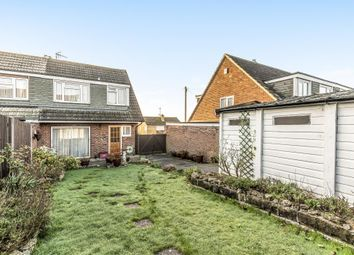 Thumbnail 3 bedroom semi-detached house for sale in Tintern Crescent, Reading