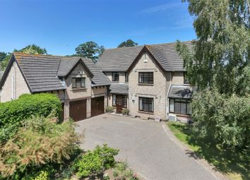 Thumbnail 5 bed detached house for sale in Old Hall Spinney, Honington, Grantham