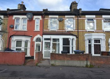 Thumbnail 4 bed property to rent in Cann Hall Road, London
