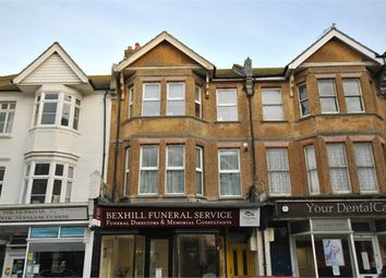 Thumbnail 2 bed flat for sale in Sackville Road, Bexhill-On-Sea, East Sussex