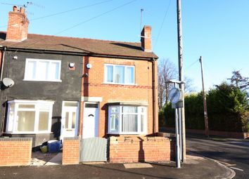 Thumbnail 2 bed end terrace house for sale in Burton Avenue, Balby, Doncaster