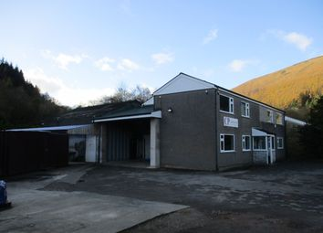 Thumbnail Industrial for sale in Newtown Industrial Estate, Crosskeys