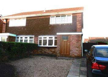 Thumbnail 2 bedroom property to rent in Marine Crescent, Wordsley, Stourbridge