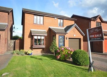 Thumbnail 4 bed detached house for sale in Rookhope, Rickleton, Washington, Tyne & Wear.