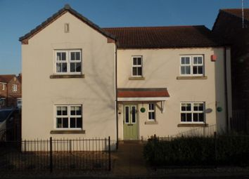 Thumbnail 4 bed detached house for sale in Rookery Close, Witham St. Hughs, Lincoln