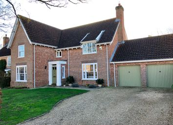 Thumbnail 4 bed detached house for sale in Calder Road, Melton, Woodbridge, Suffolk