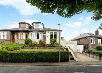 Thumbnail 4 bed semi-detached house for sale in Maidencraig Crescent, Blackhall, Edinburgh