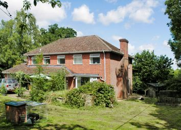 Thumbnail 3 bed detached house for sale in Titcombe Lane, Kintbury, Hungerford