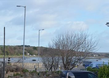 Thumbnail 2 bed flat for sale in Penpol Terrace, Hayle
