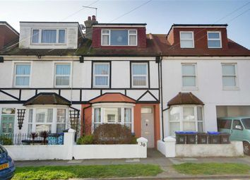 Thumbnail 4 bed terraced house for sale in Roberts Road, Lancing