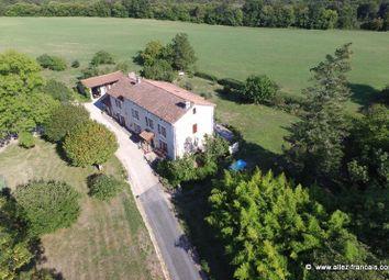 Thumbnail 6 bed farmhouse for sale in Riberac, Dordogne, 24600, France
