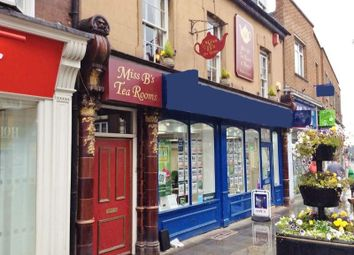 Thumbnail Restaurant/cafe for sale in 34A Market Place, Melton Mowbray