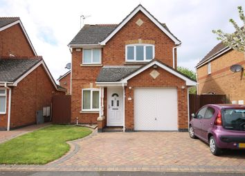 Thumbnail 3 bed detached house for sale in Foxley Heath, Widnes