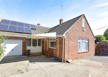 Thumbnail 2 bedroom detached bungalow for sale in Well Close, Chiseldon, Swindon