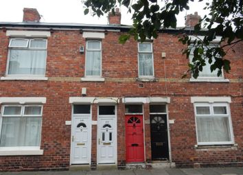 Thumbnail 2 bed flat for sale in 191 Arnold Street, Boldon Colliery, Tyne And Wear